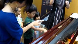 ピアノあそび